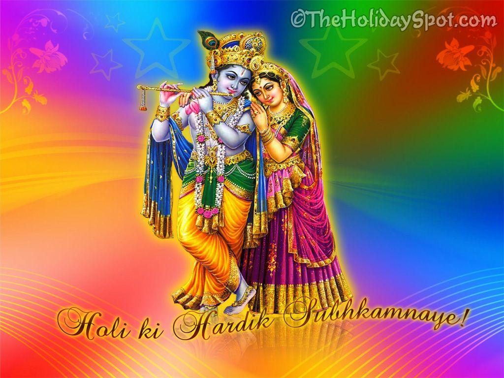 Radha krishna wallpapers full size - Happy Holi Festival Wallpaper Hindu Indian