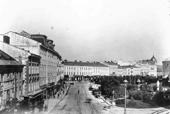 Фото старого Львова - путешествия без границ