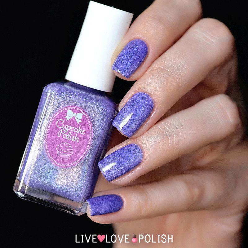 Lilac Nail Color: Cupcake Polish Lilac You Mean It Nail Polish