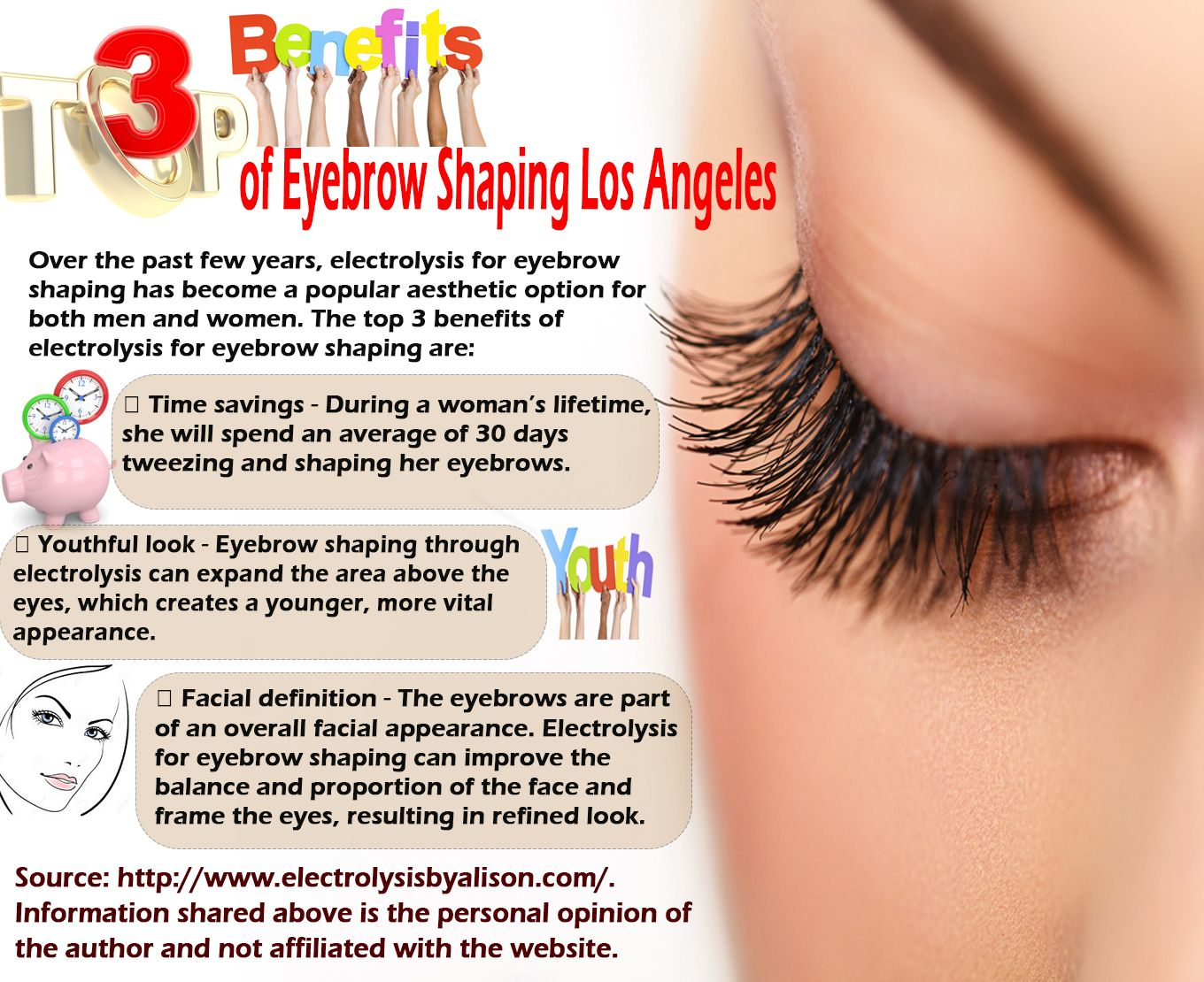 Electrolysis For Eyebrow Shaping Has Become A Popular Aesthetic