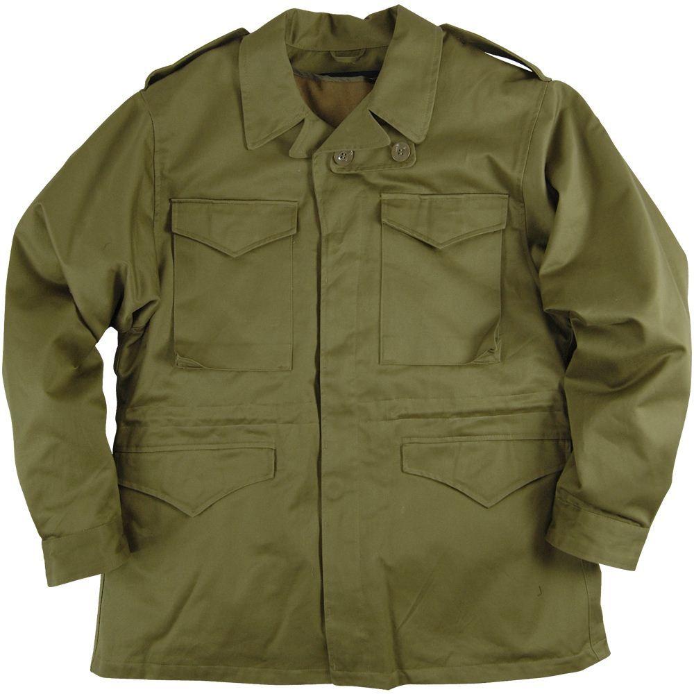 Alpha Industries - M-43 Field Coat - Must Cop! 8c00d6d90666b