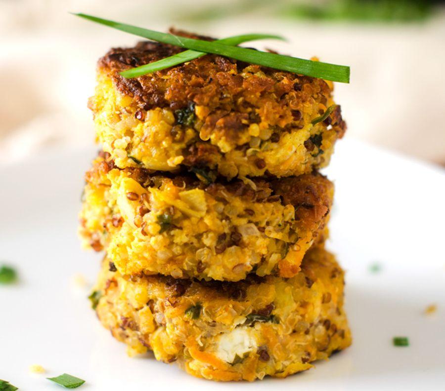Pumpkin Quinoa-