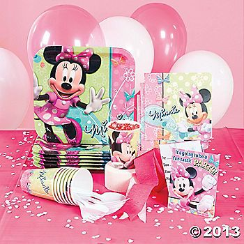 minnie mouse table
