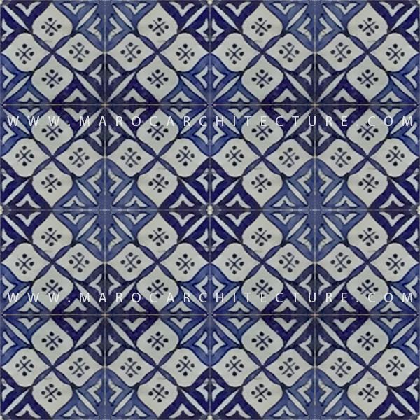 Sevilla Hand painted tile – 17120 #preguntassevilla