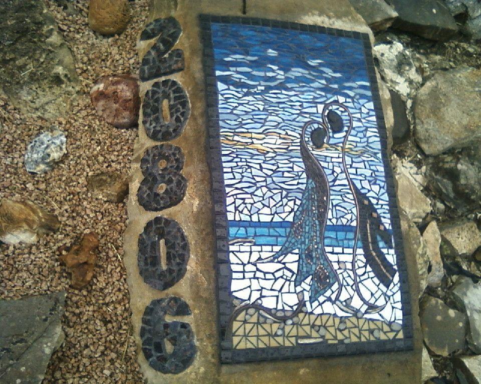 Mosaic address marker