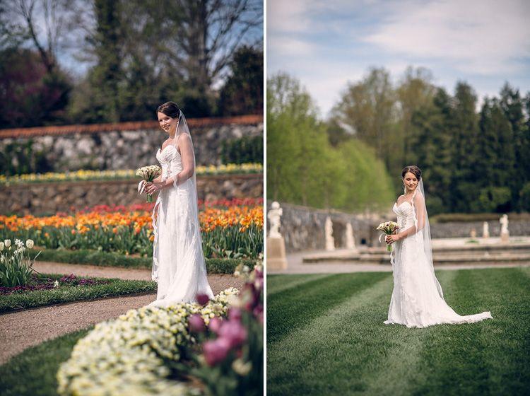 Biltmore Estate Wedding Photos Asheville Nc