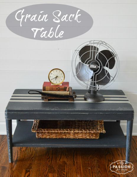 My Passion For Decor: Grain Stripe Coffee Table   Home   Pinterest