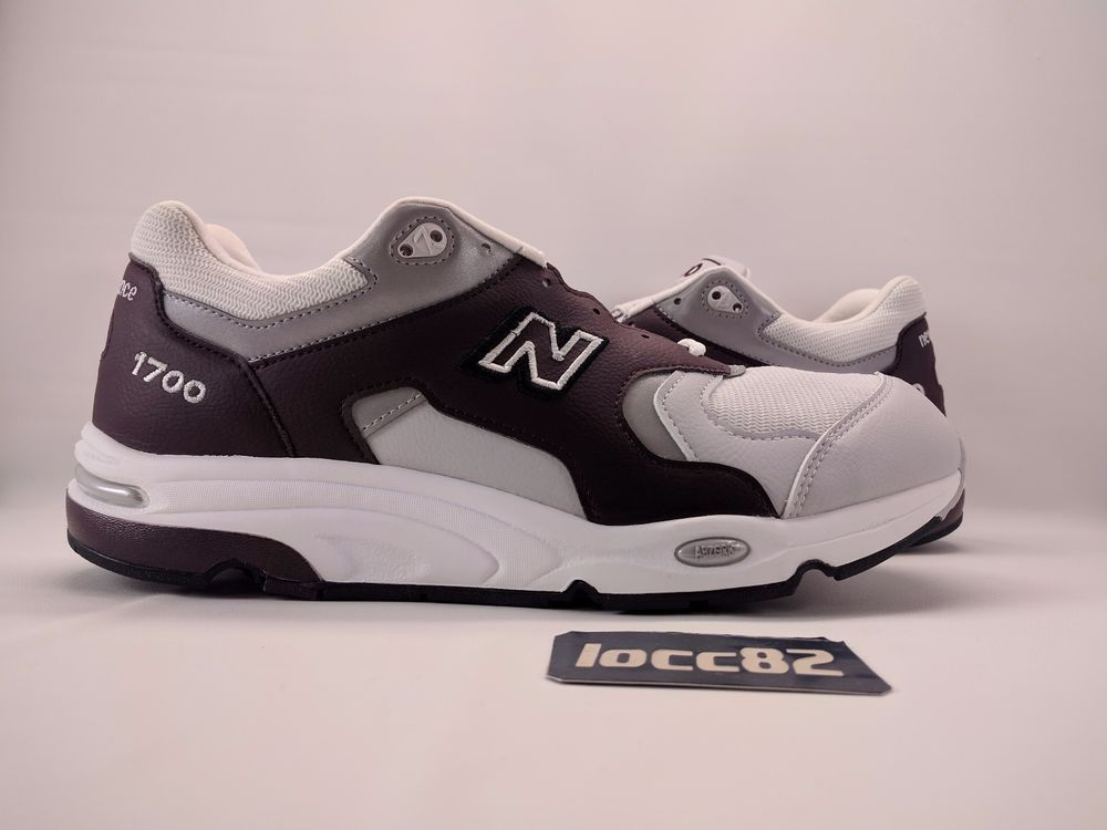 new concept b792d ba7be New Balance M1700 Maroon sz 10.5  M1700CHT  red Made in USA 998 997 574