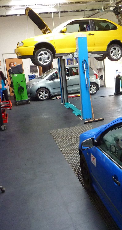 Dalle Emboîtable Pour Garage Fortemix Fortelock 2020 Eco