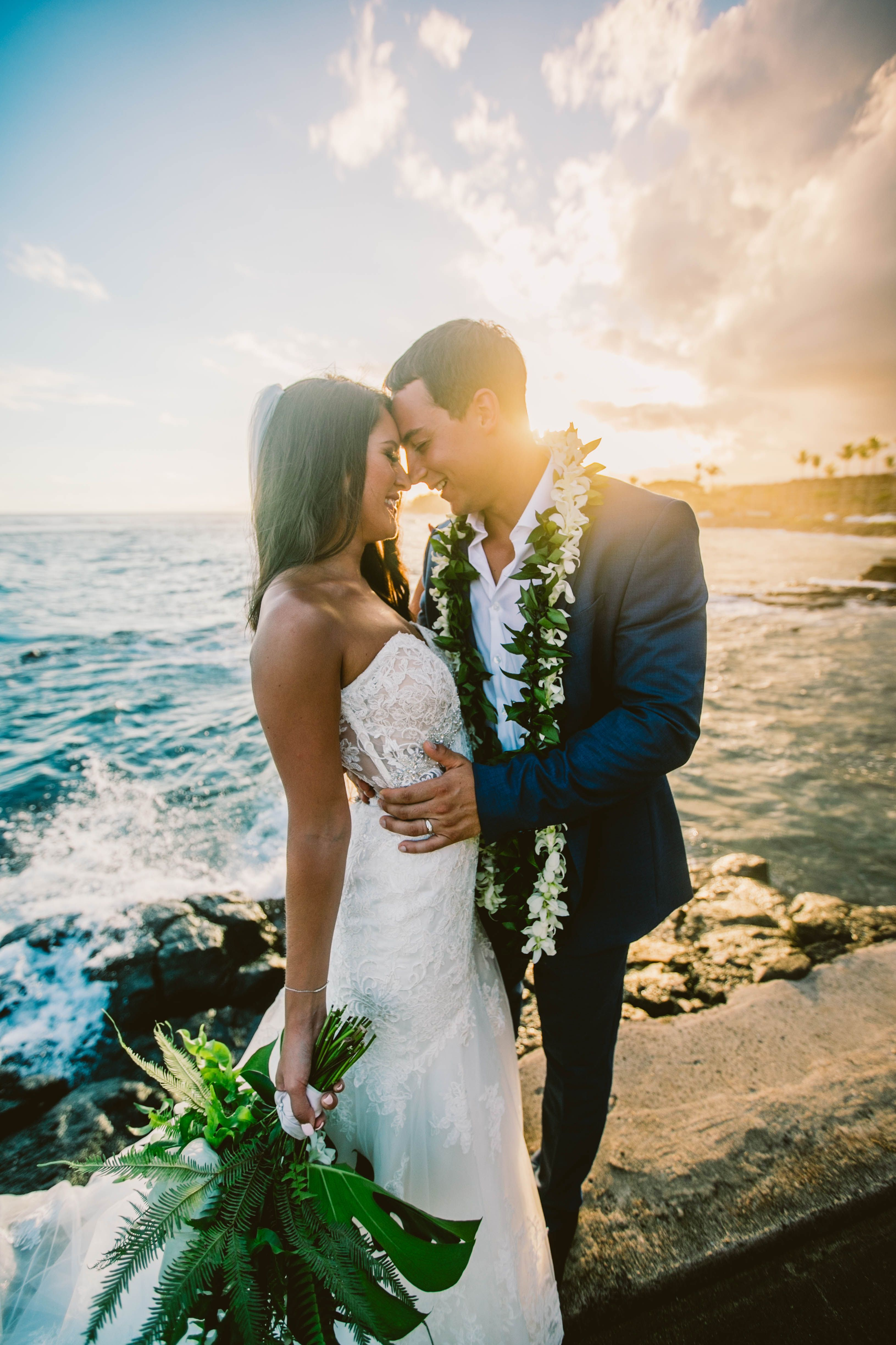 Destination hawaii wedding in 2020 with images beach