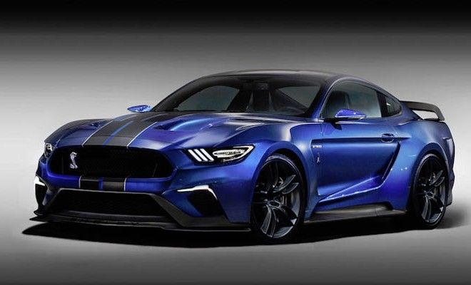 2018 Ford Mustang Getta A Facelift