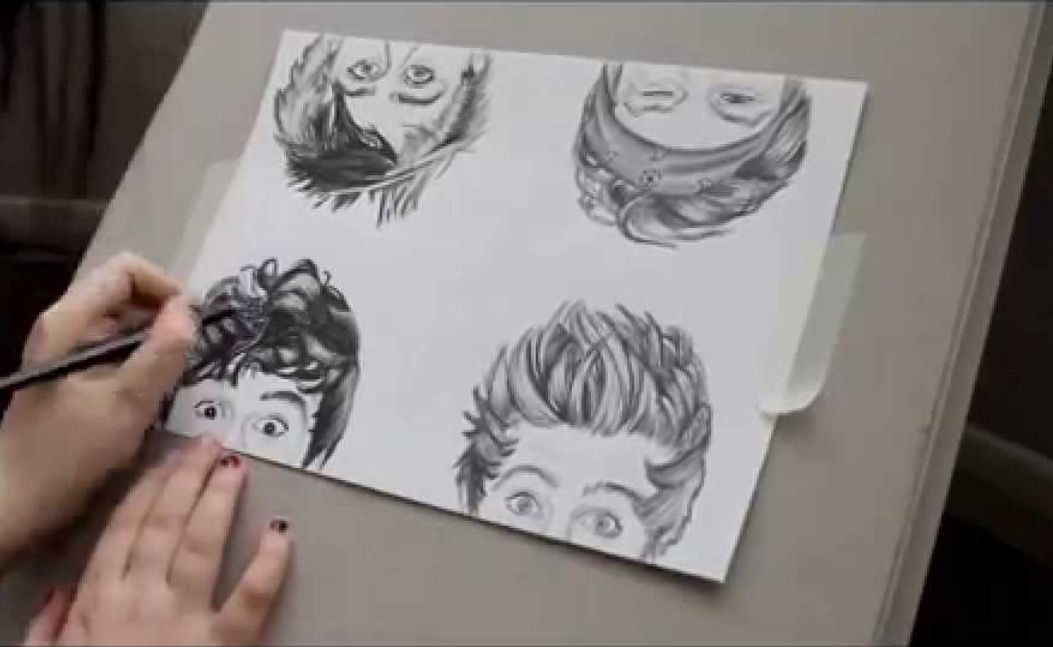 5 seconds of summer speed drawing i love drawing one day i will master the art