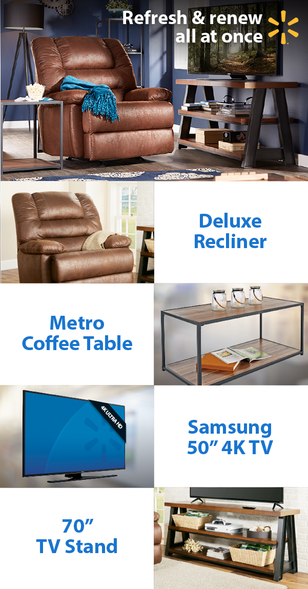 Redefine Your Living Room Put The Fun Back In Tax Refund With These Great Electronics And Furnishing Home Furniture Stylish Coffee Table Family Living Rooms