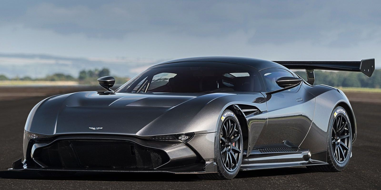 the aston martin vulcan wants to revolutionize how we do oil changes