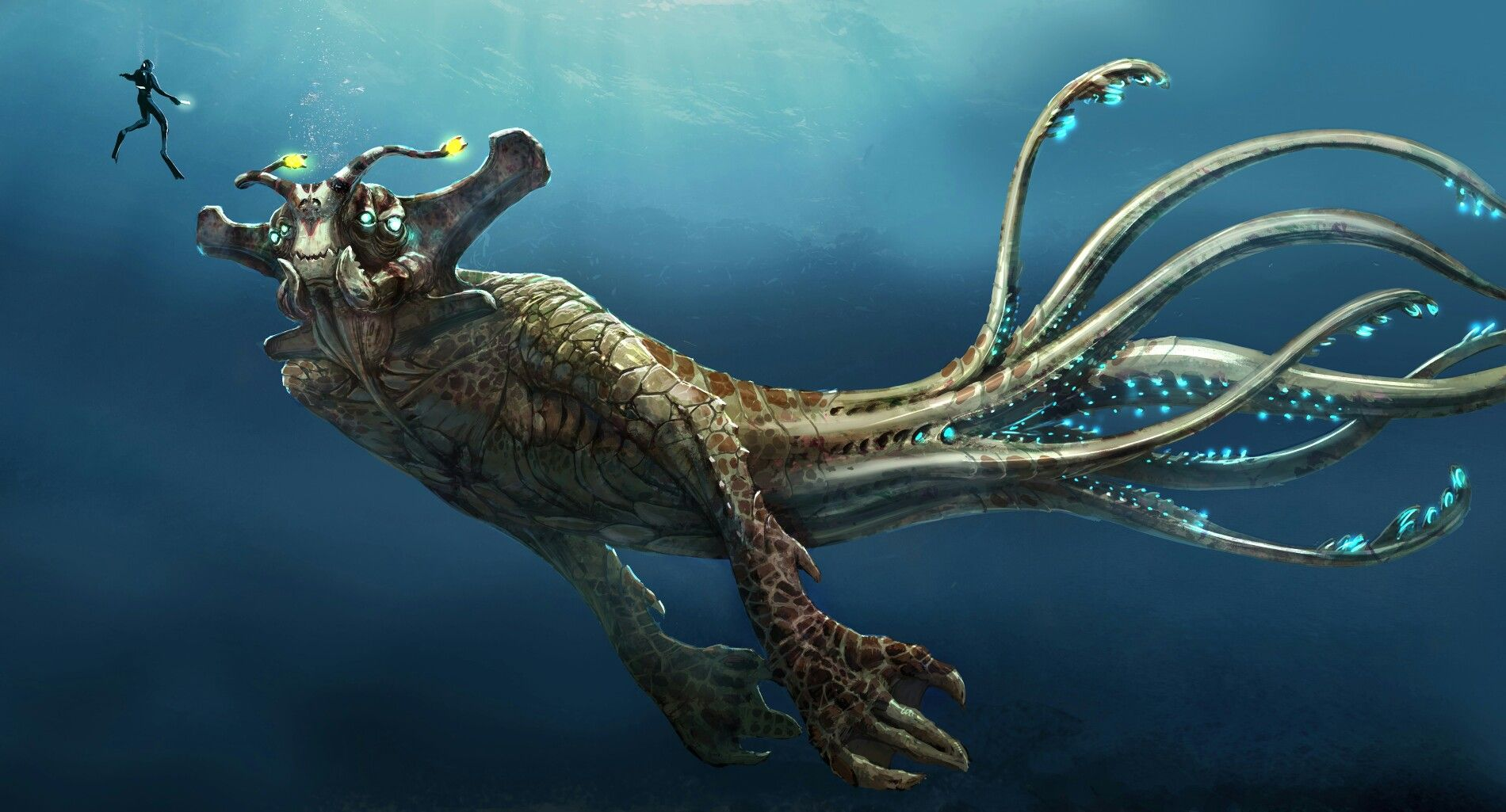 the first sea emperor