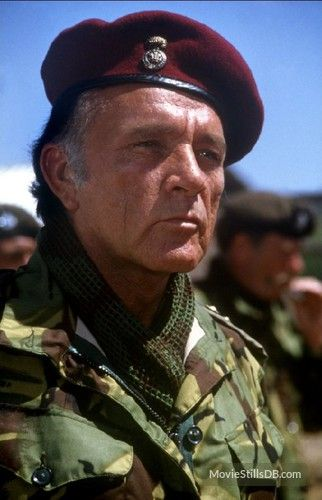 Image result for the wild geese movie richard burton