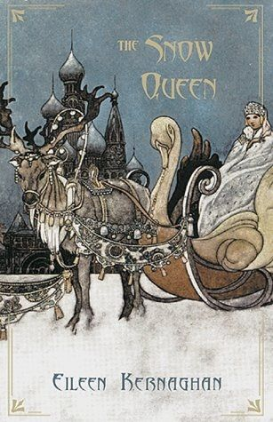 Snow Queen I had a beautiful book called Snow QUeen when I was a little girl, I remember the artwork was beautiful.