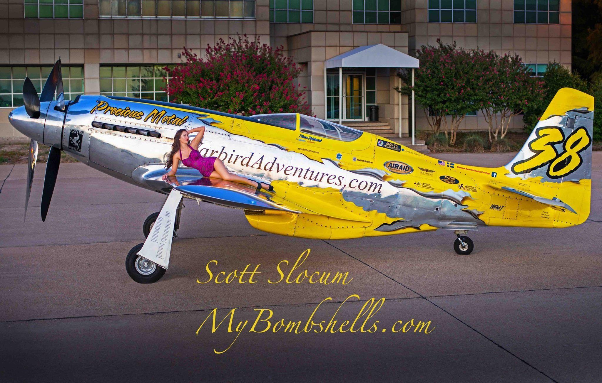 Precious Metal Reno air races, Air race