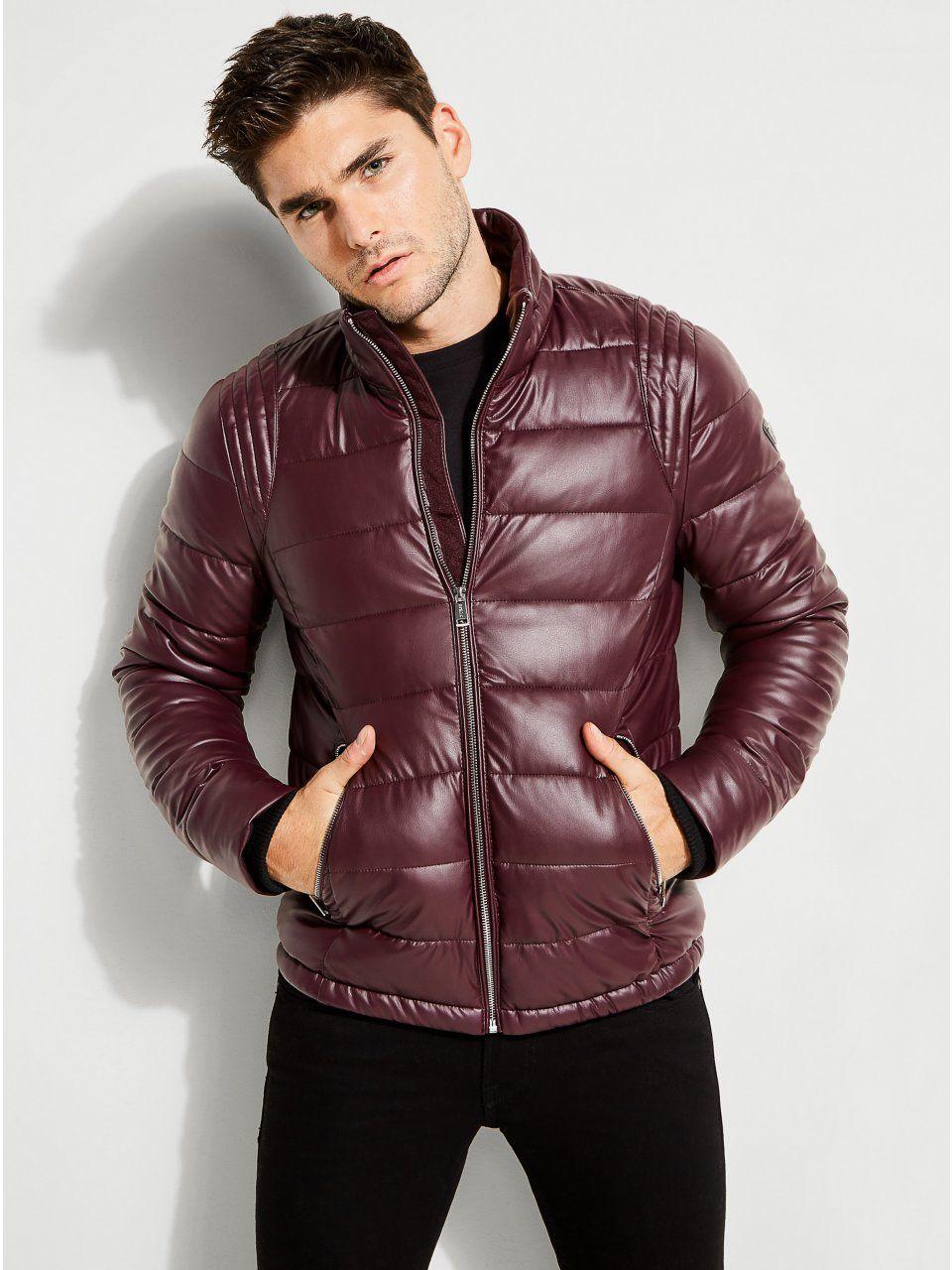 Smart Stretch Puffer Jacket Bomber jacket men, Mens