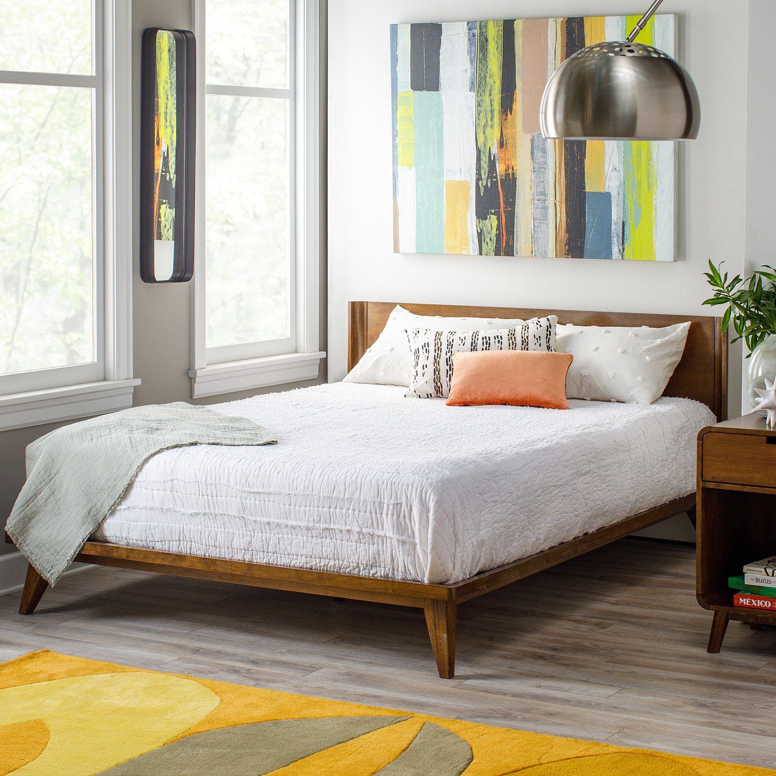 Platform Bed vs. Box Springs How to Choose Bedroom