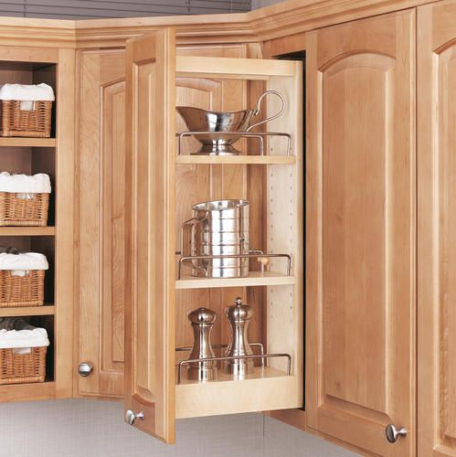 5 Wide Wall Cabinet Organizer At Menards Cabinet Organization Wall Cabinet Cabinet