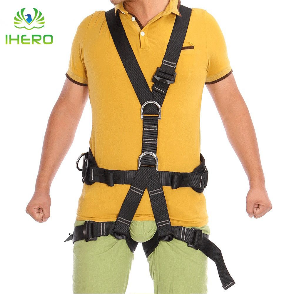 buy ce approved full body safety belts downhill