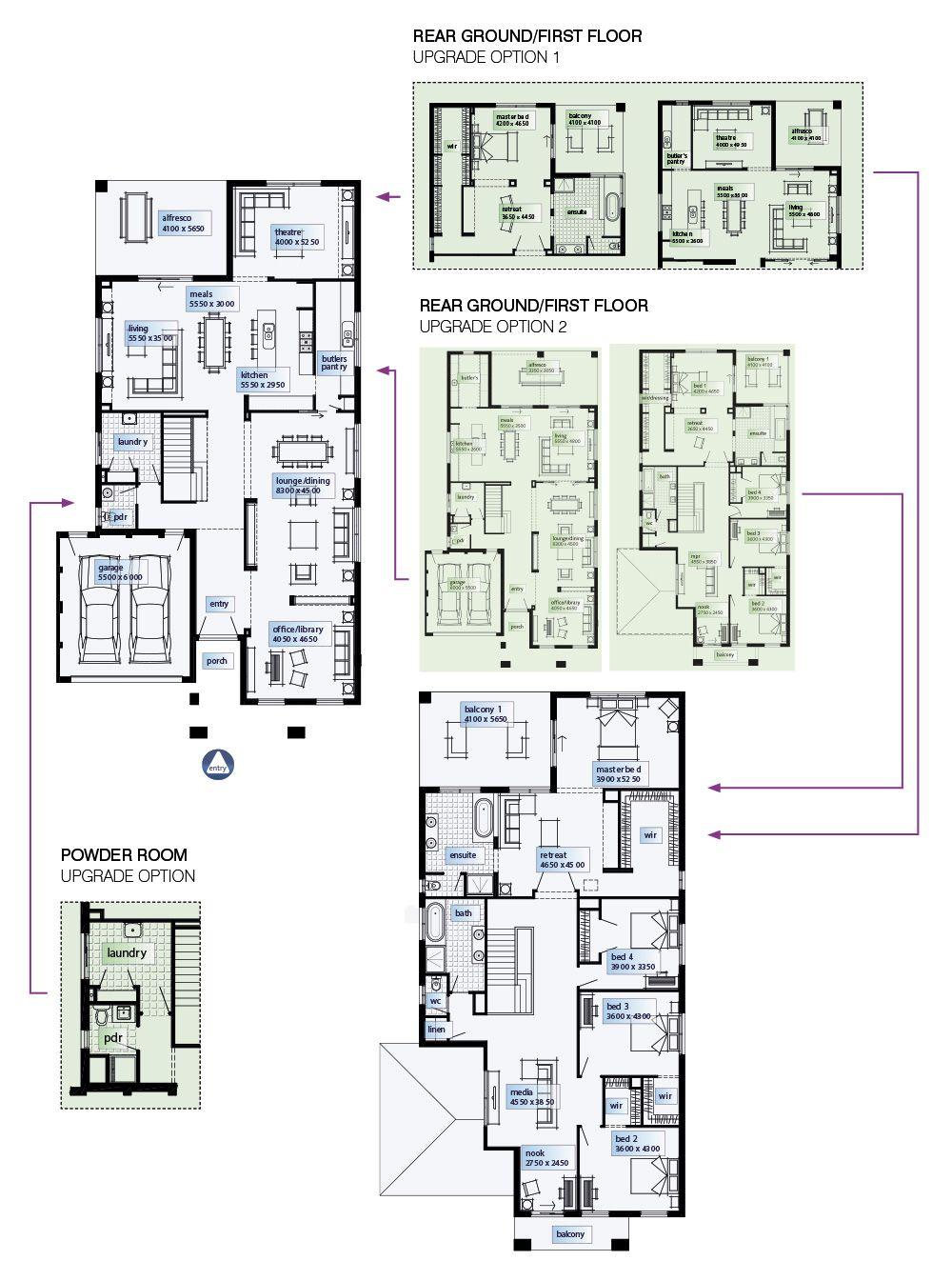 Simonds Homes Simonds Homes Beautiful House Plans Floor Plans