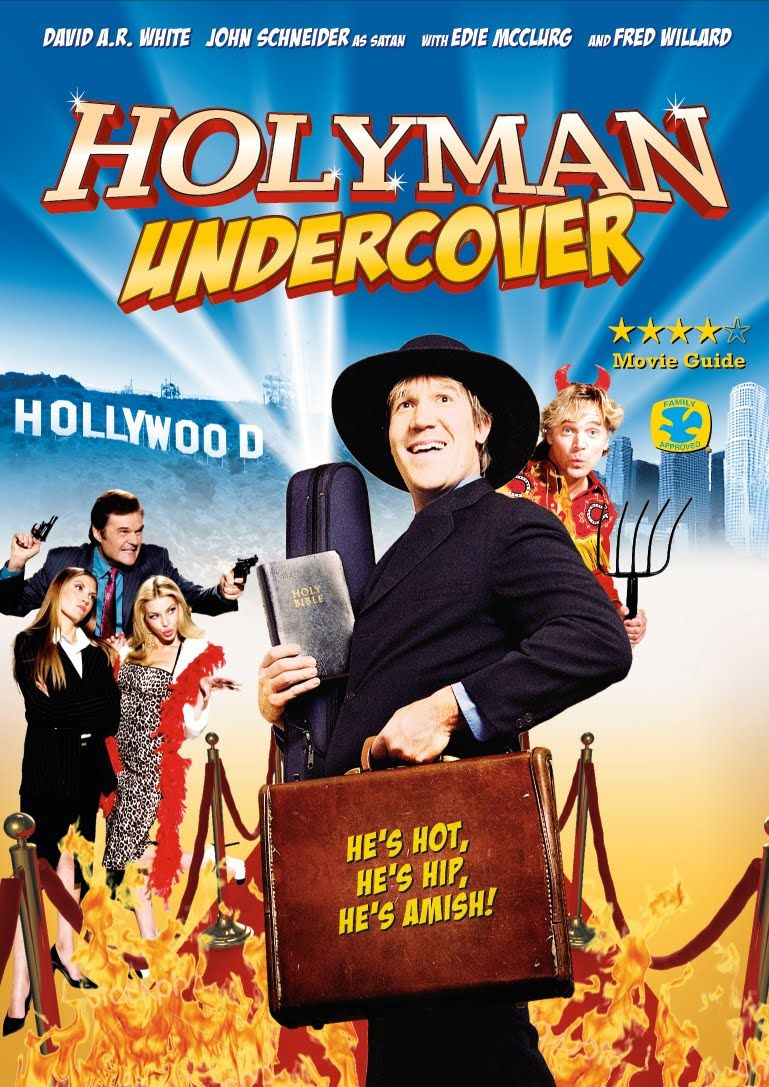 Holyman undercover christian movie christian film dvd