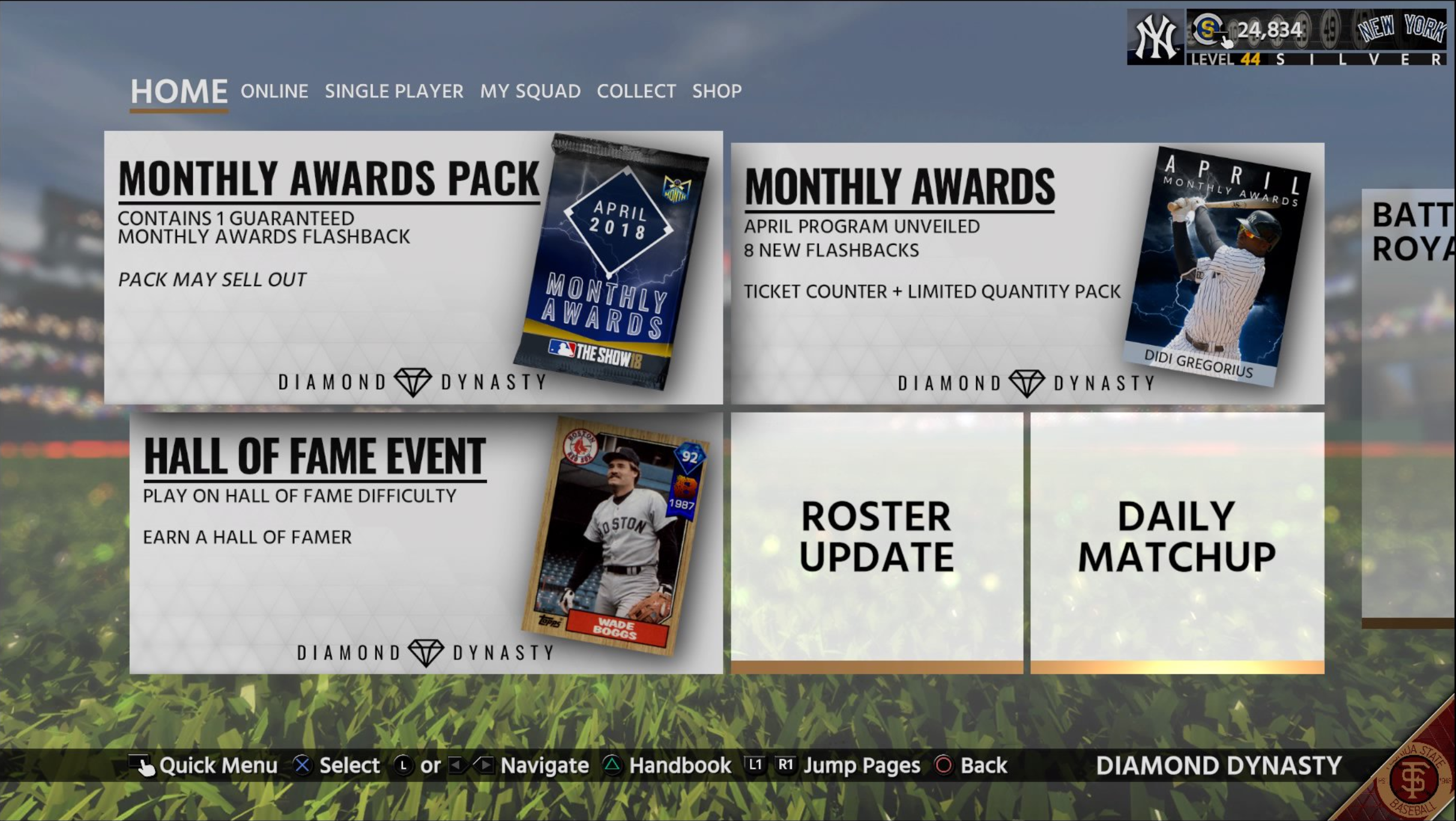 e62d3d138dde0a9857a1a3c6bb042191 - How To Get Promoted In Mlb The Show 18