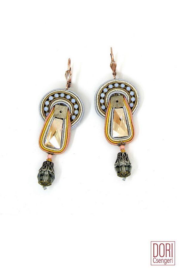 Ragtime Ragtime Dori Csengeri Hand Embroidered Jewelry Haute
