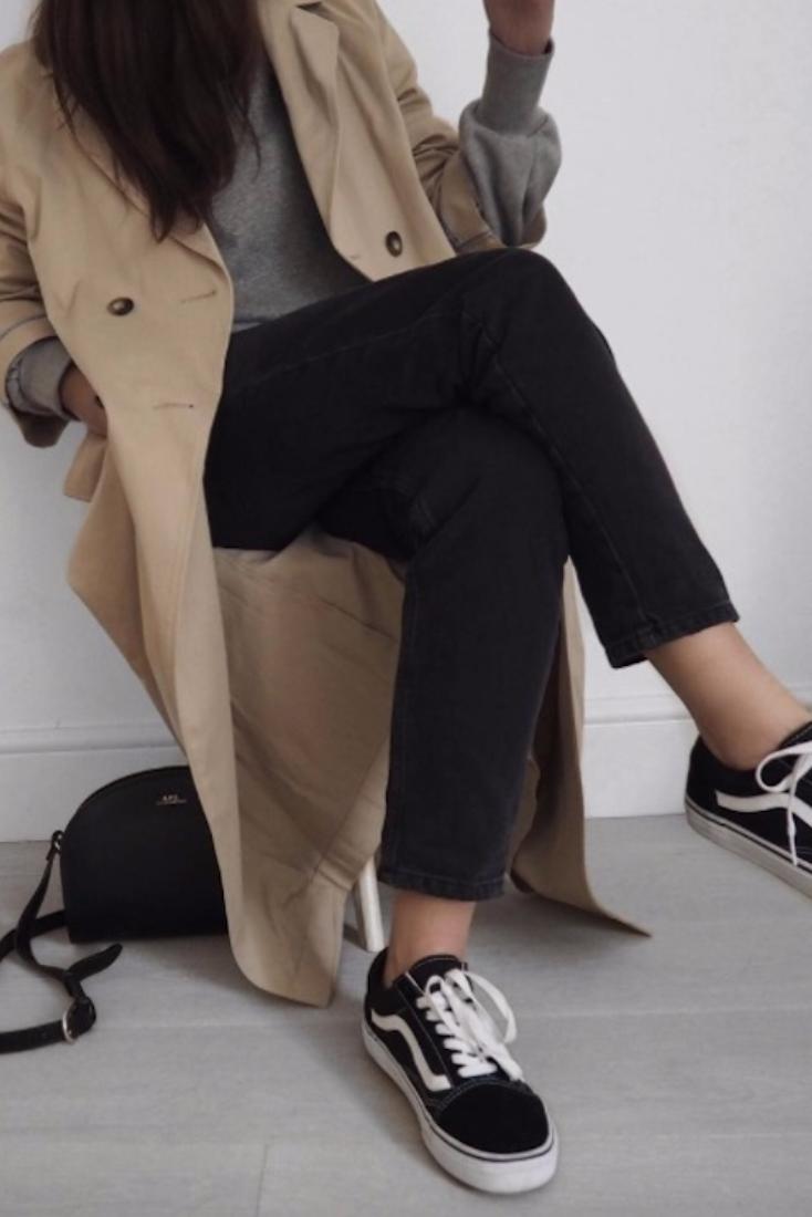 How to wear the Vans Old Skool sneaker