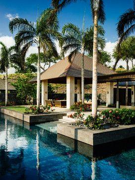 Kahale Kai tropical patio