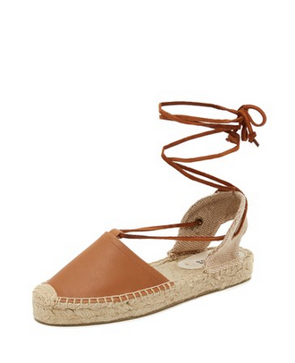 3bd5ae7792c soludos platform leather espadrille. soludos platform leather espadrille Lace  Up Espadrille Sandals