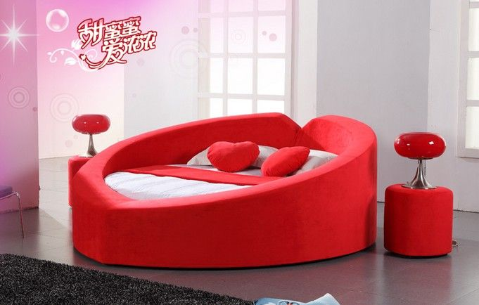 Heart shaped beds google search beds and bedrooms - Cool beds for sale ...