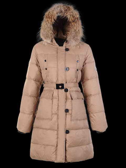 Moncler abrigos para  beige