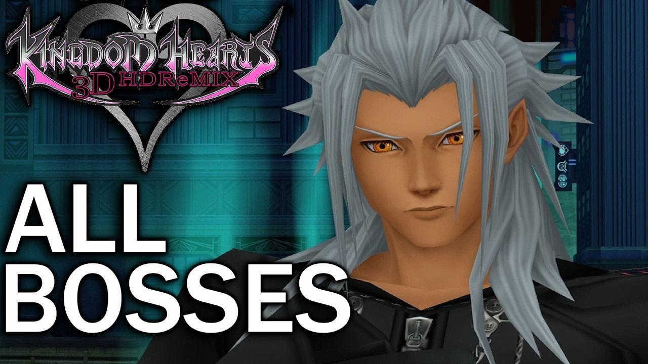 Kingdom Hearts Dream Drop Distance All Bosses And Secret Ending 1080p Kingdom Hearts Short Film Documentary Film