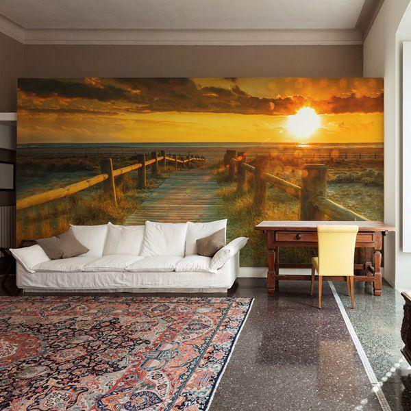 Fotomurales decorativos en vinilo autoadhesivo de alta - Fotomurales pared ...