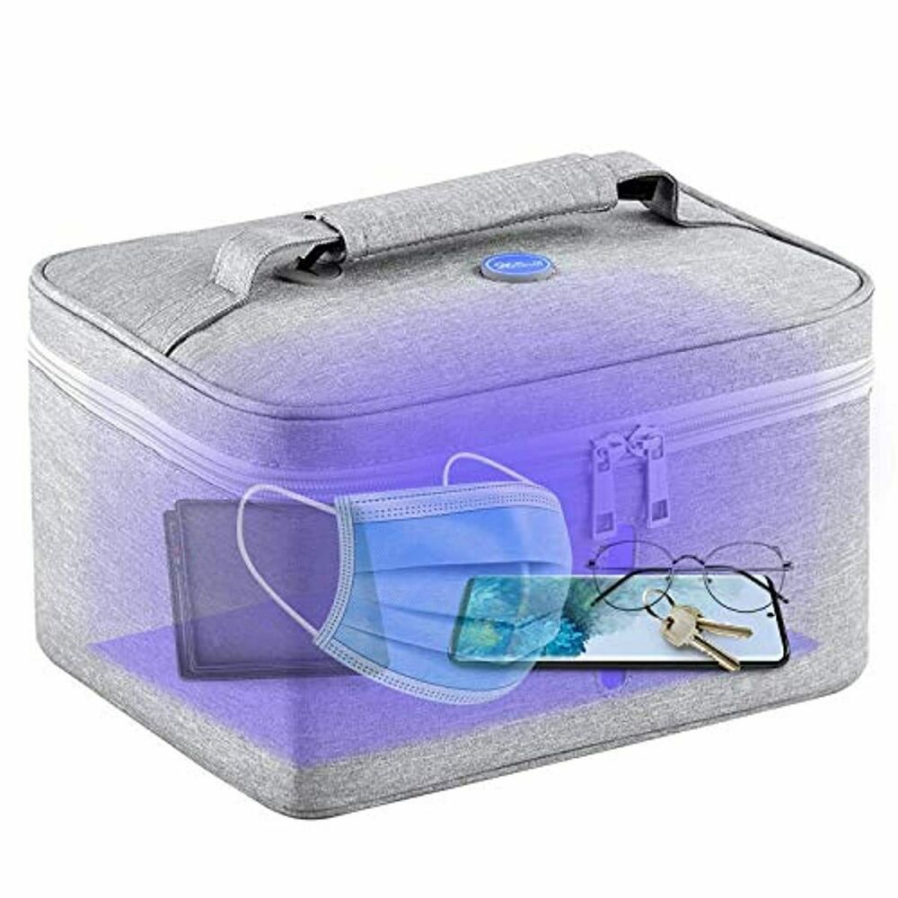 Led Bag For Cell Phone 2020 Edition 265nm Led Sterilizer Usb Charging For Bott Costop V 2020 G