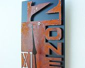 Modern hand-crafted clocks