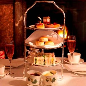 Afternoon Tea at Browns Hotel, London