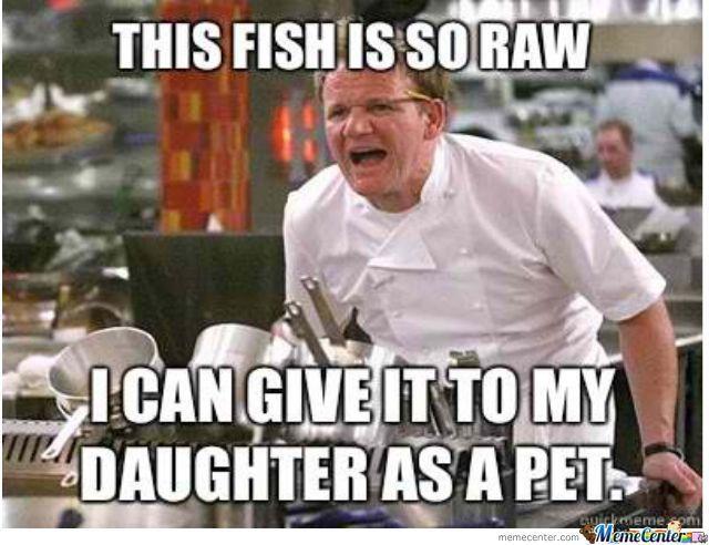 Chef Ramsey Memes
