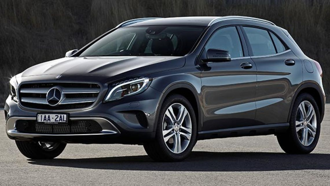 2014 Mercedes Benz Gla 200 Mercedes Benz Gla Mercedes Gla