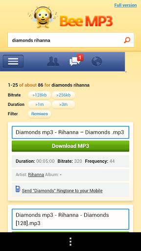 download lagu rihanna diamonds original