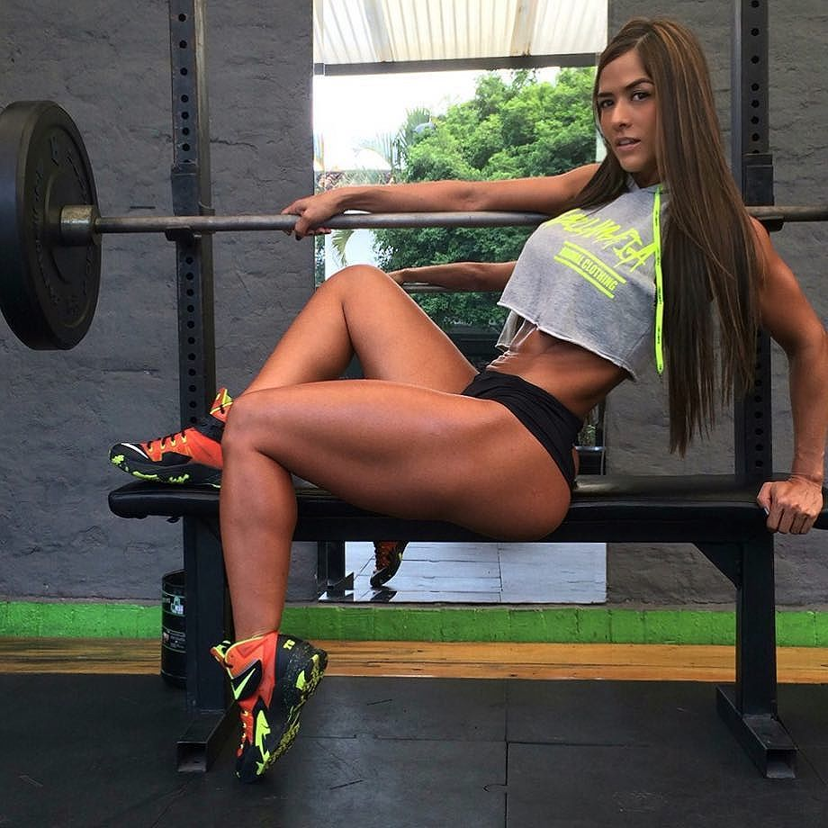 Colombian fitness model Tatiana Girardi's 50 best
