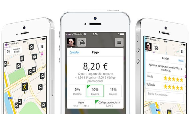 Un tribunal alemán condena a la app MyTaxi por competencia desleal | CiberDerecho | LawAndTrends