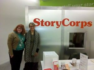 An interview with June Taylor (Jams) for StoryCorps and 18 Reasons