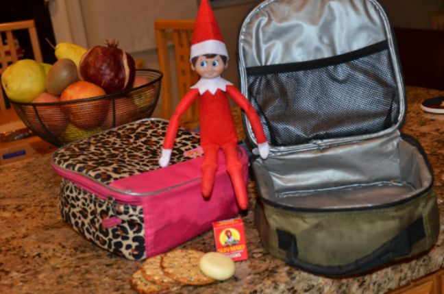 Six Ways to Teach Healthy Habits with Elf on the Shelf