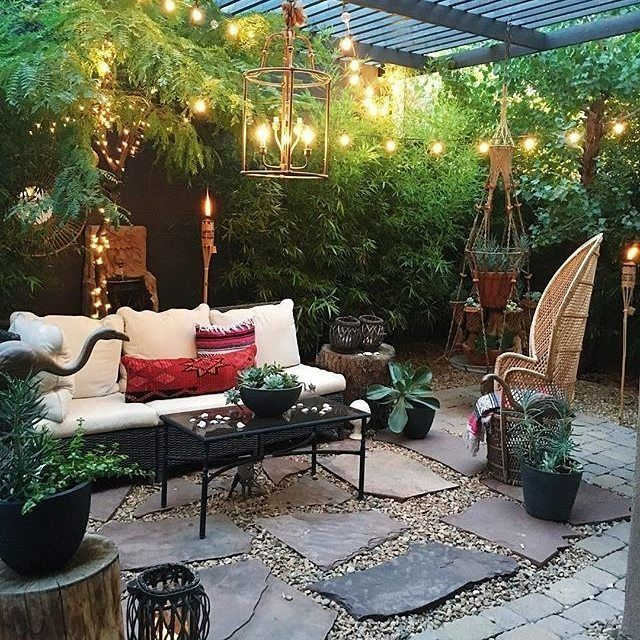 Best Backyard ✨ Via @nicholnaranjo
