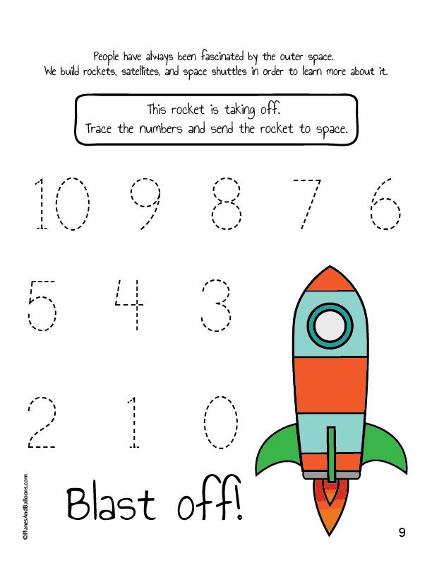Preschool Space Activities Learning Binder FREE Printable Space Preschool,  Space Activities, Space Theme Preschool