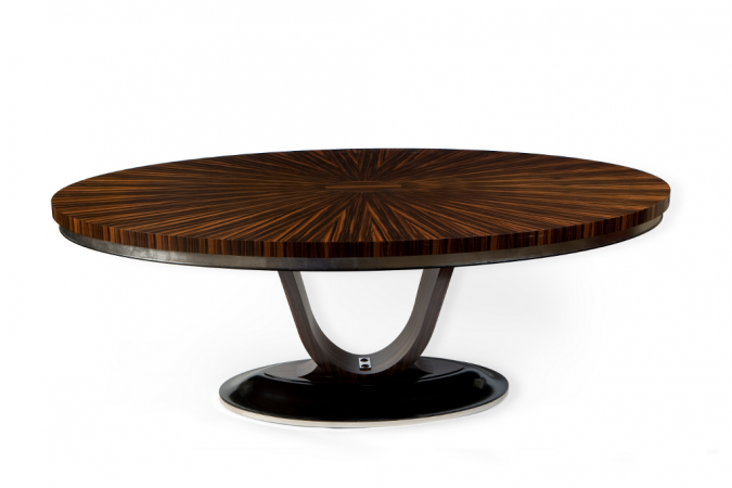 Restall Brown Clennell Round Dining Table Sets Dining